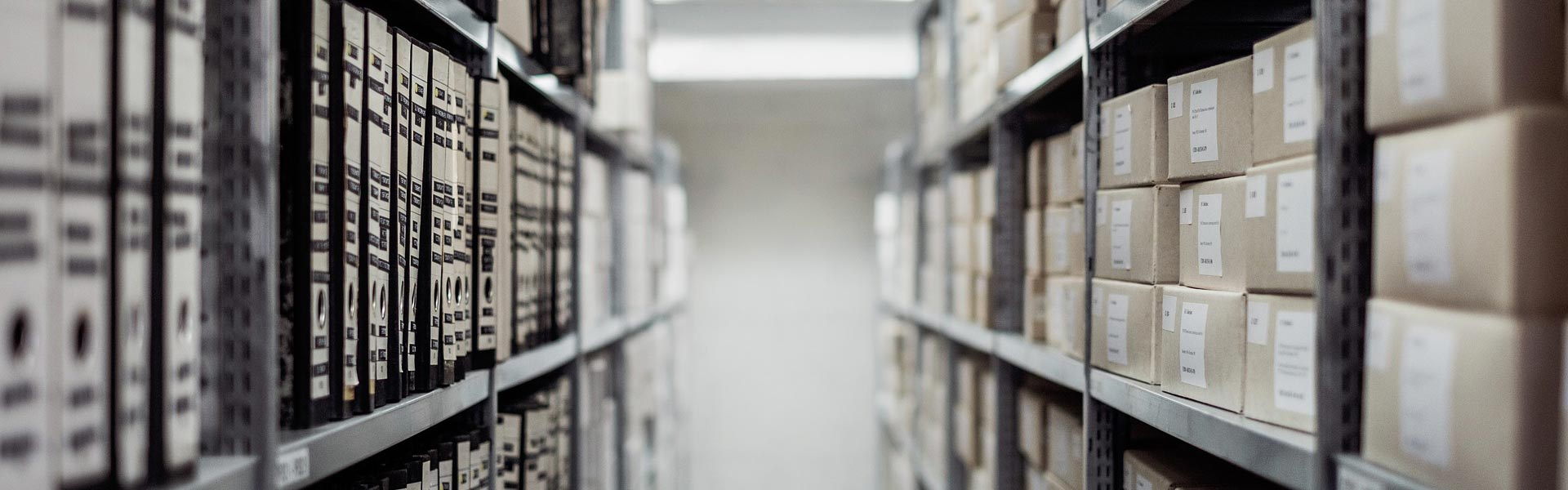 Gagnez de la place en stockant vos archives