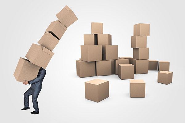 conseil stockage dans box Atlantic Box