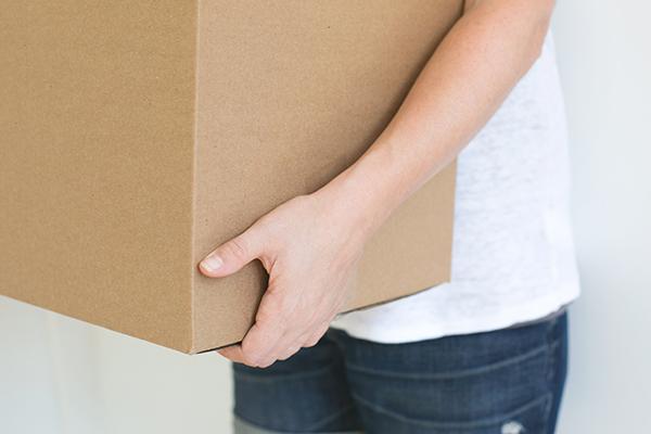 Solution stockage déménagement